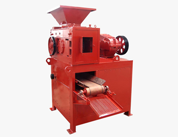 Static pressure briquette machine